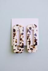 Nat & Noor Hair Clip Set of 2: Coco Cream