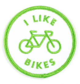 Patch - I like Bikes