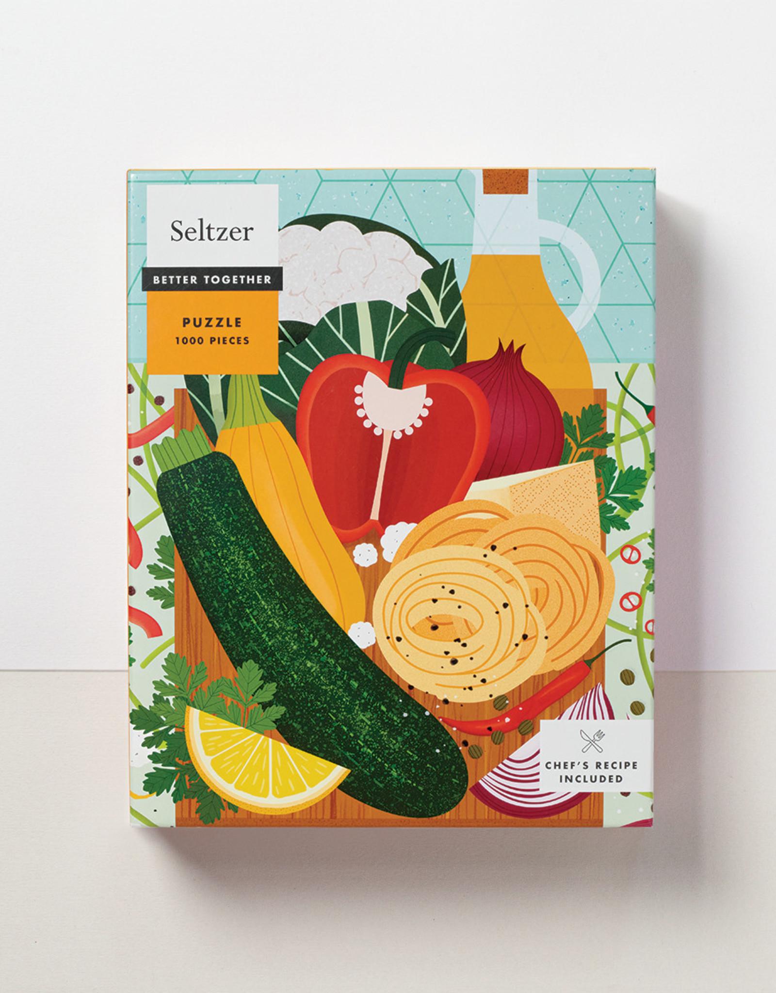 Puzzle - 500 piece - Veggies