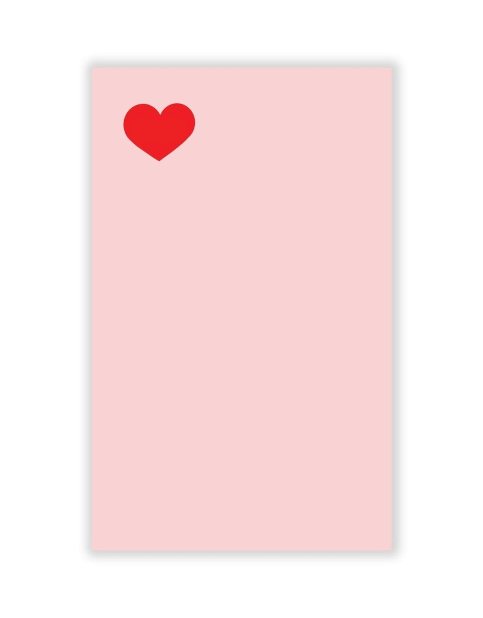 Notepad: Heart