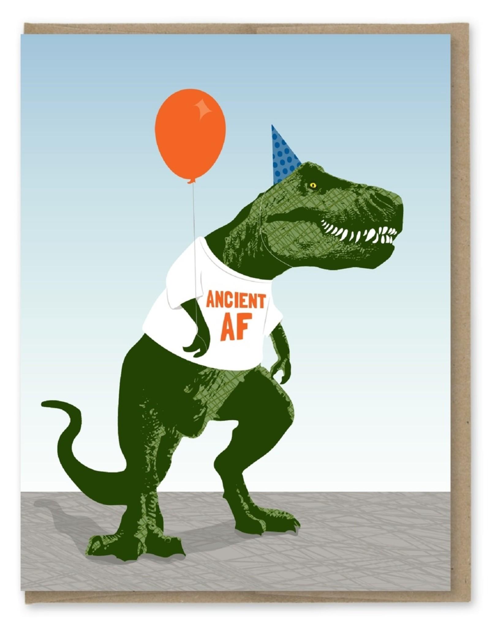 Card - Birthday: Ancient AF