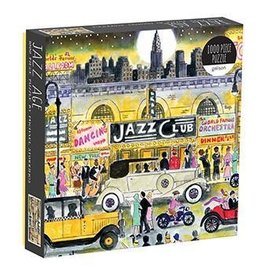 Chronicle Books Puzzle: Jazz Age 1000 pieces