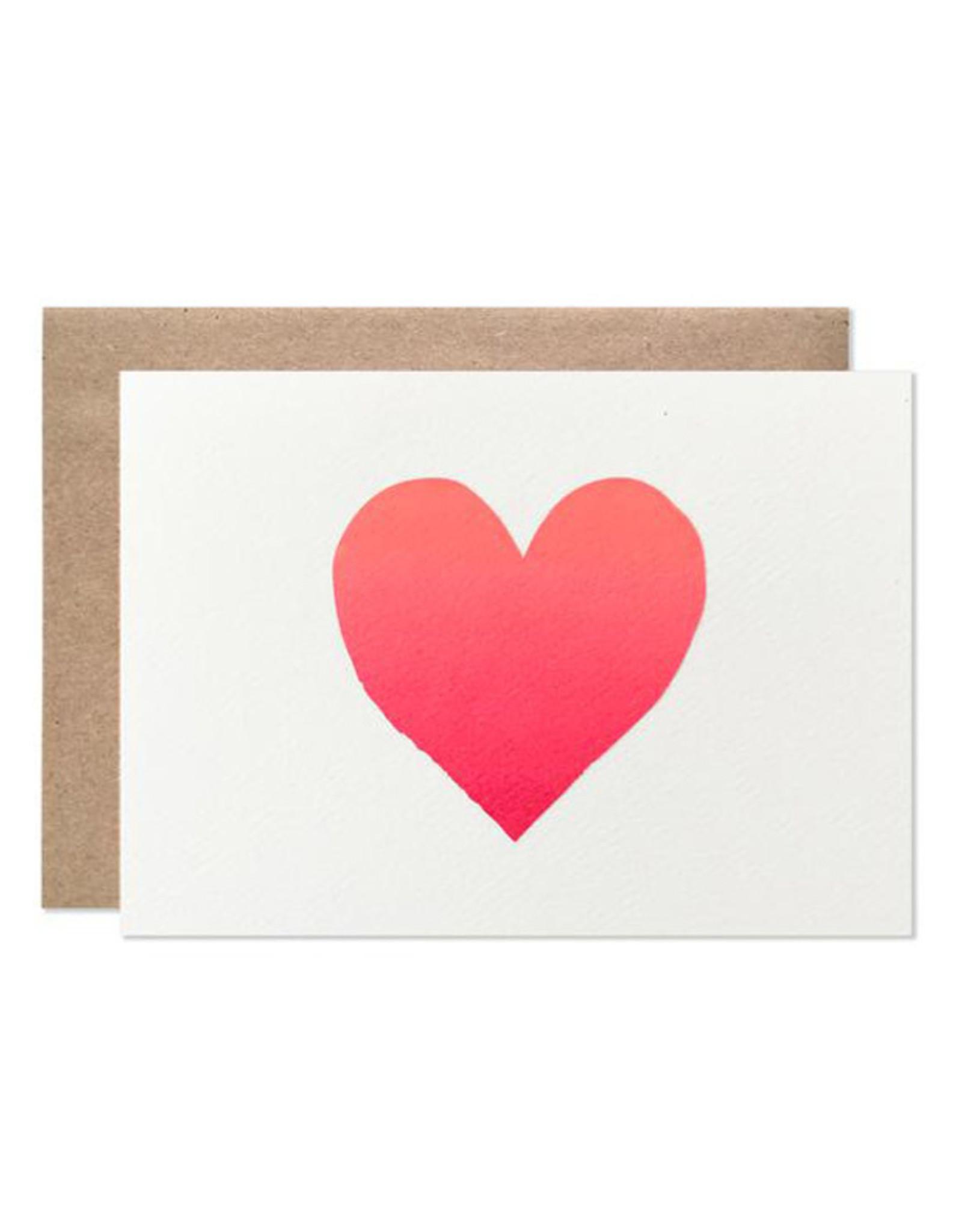 Hartland Brooklyn Boxed Cards - Ombre Heart (8)