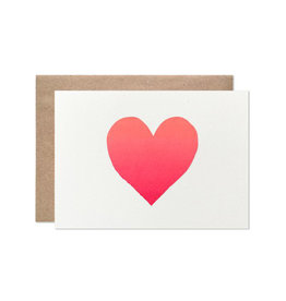 Hartland Brooklyn Boxed Cards - Ombre Heart (8)