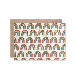 Hartland Brooklyn Boxed Cards - Rainbows (8)