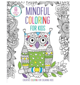 Simon & Schuster Mindful coloring for kids