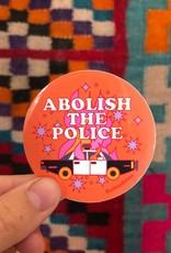 Ash & Chess Sticker - Abolish the Police