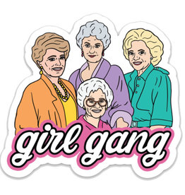 Brittany Paige Sticker: Girl Gang Golden Girls