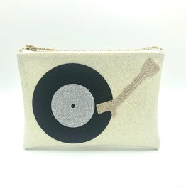Julie Mollo! Julie Mollo Midi Clutch: Turntable