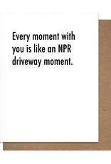 Matt Butler LLC dba Pretty Alright Goods Card - Love: NPR Moment