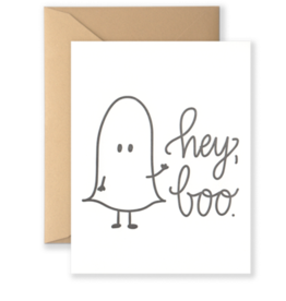 Card - Love: Hey Boo