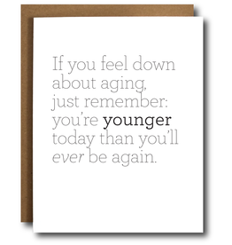 Card - Birthday: Youngest right now