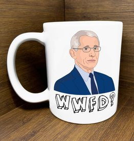 Citizen Ruth Mug: What would Fauchi Do?