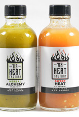 718 Heat Factory 718 Hot Sauce - 4oz