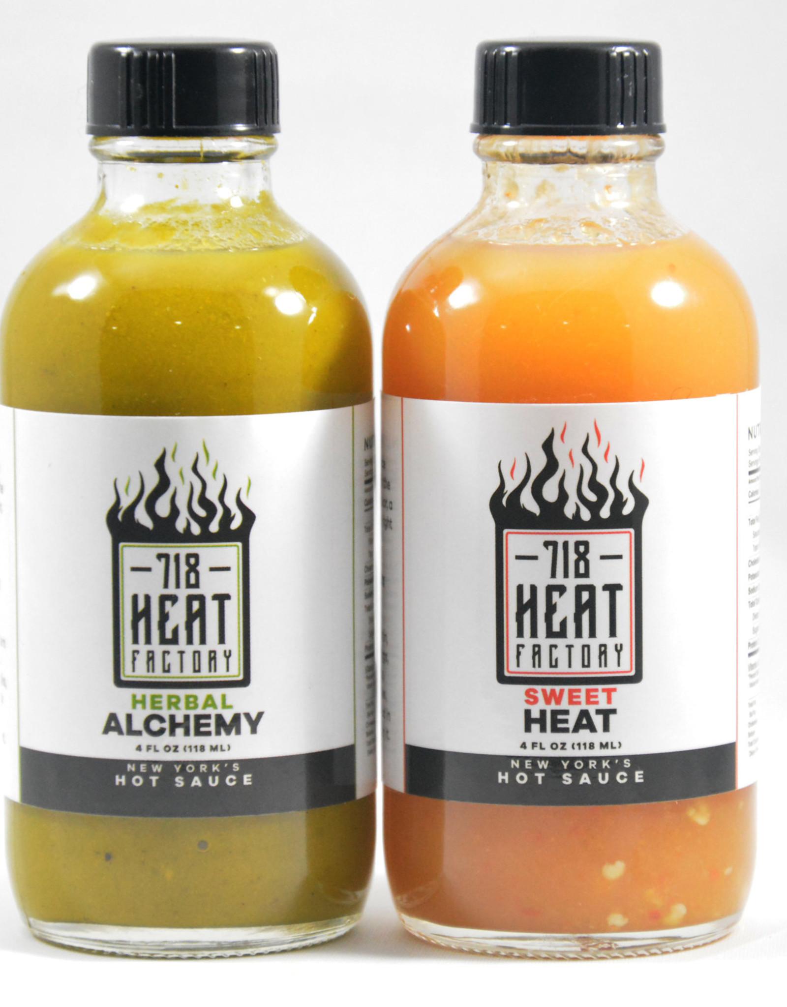718 Heat Factory 718 Hot Sauce - 8oz