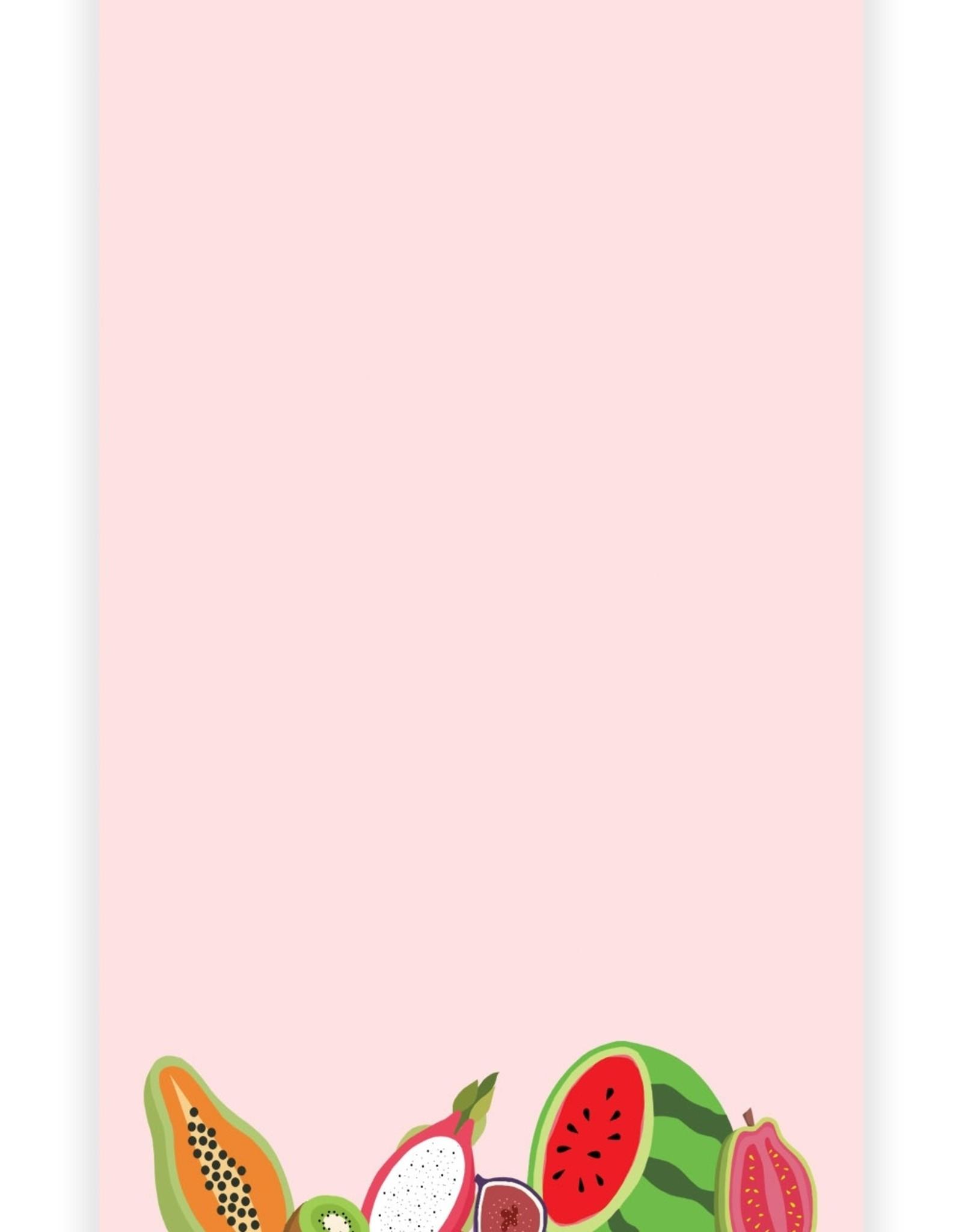 xou Notepad: Fruits