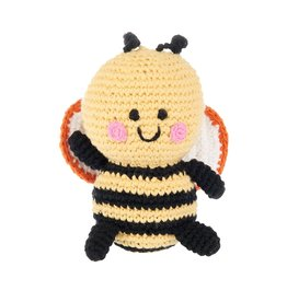 Pebble Bumble Bee Rattle