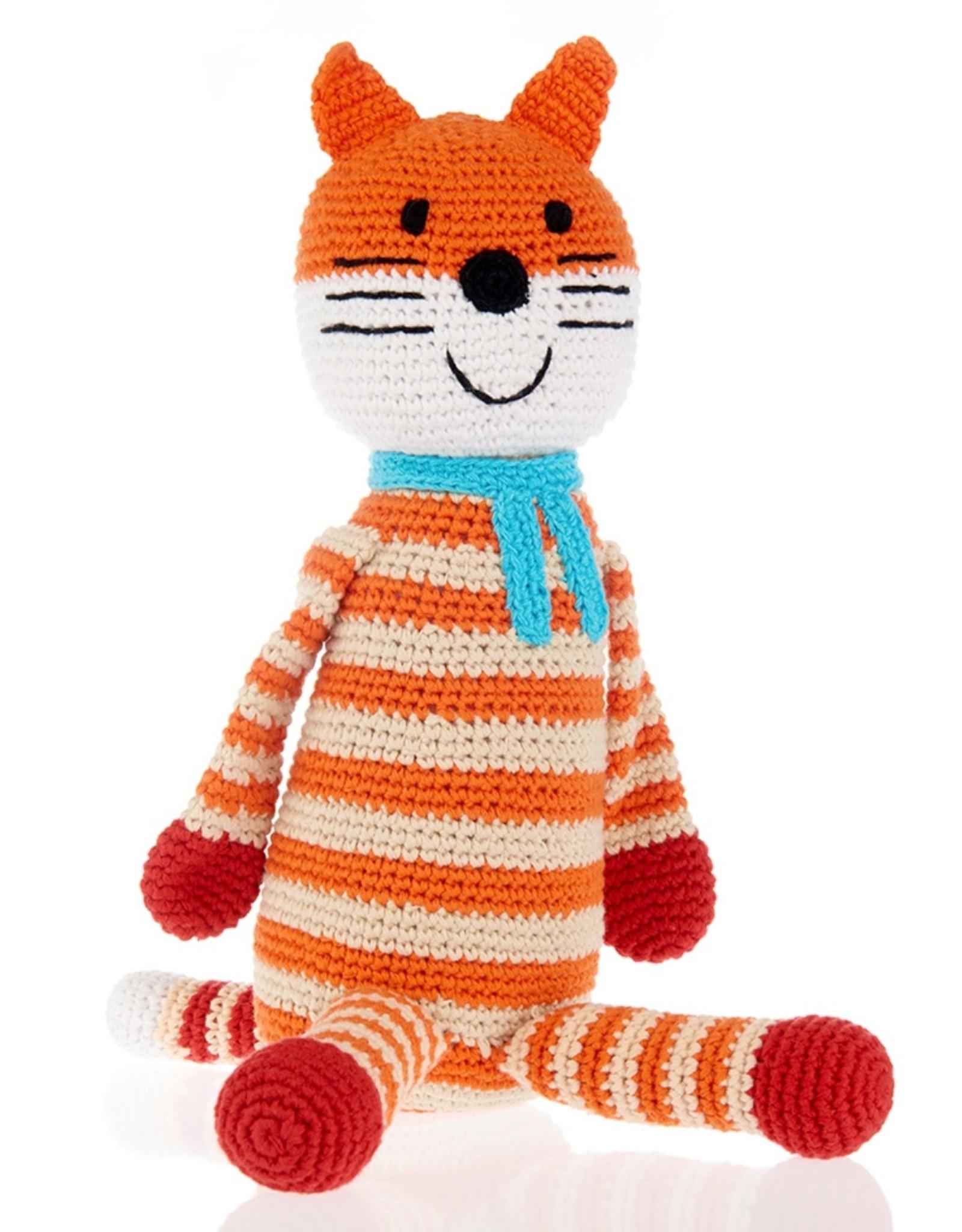 Pebble Large Fox Stuffie