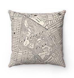 Daisy Mae Designs Pillow - Prospect Park