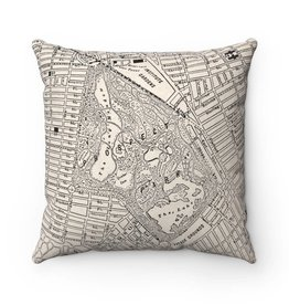 Daisy Mae Designs Prospect Park Pillow
