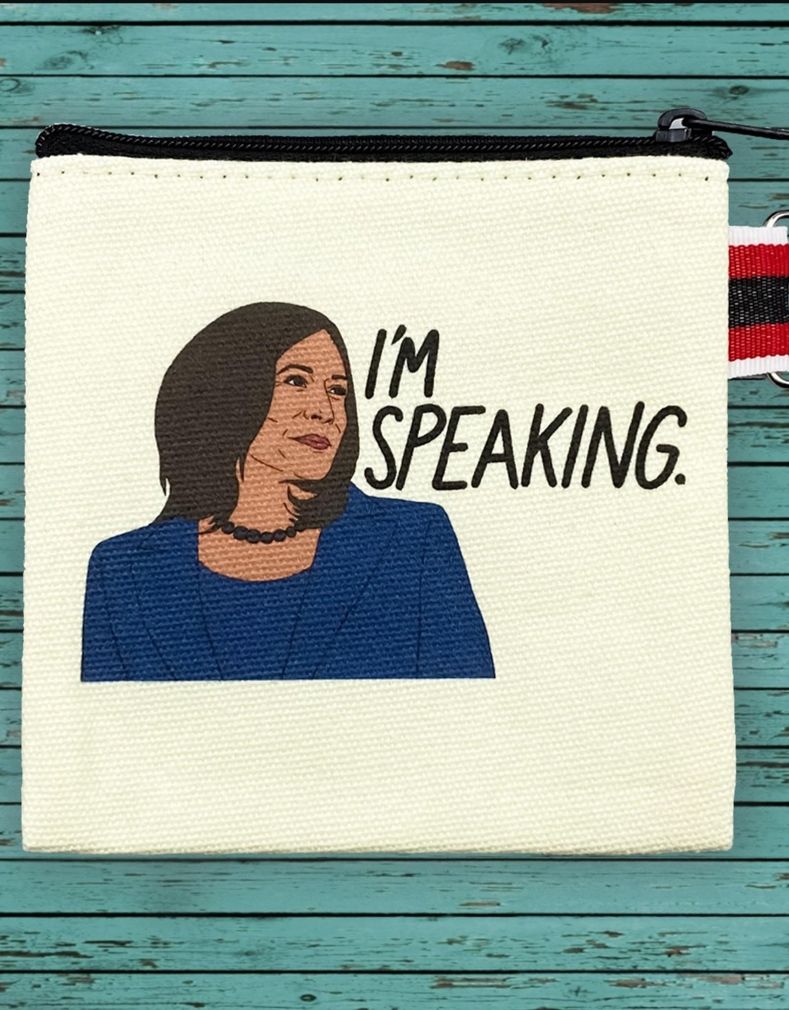 Citizen Ruth Pouch: Kamala I'm Speaking