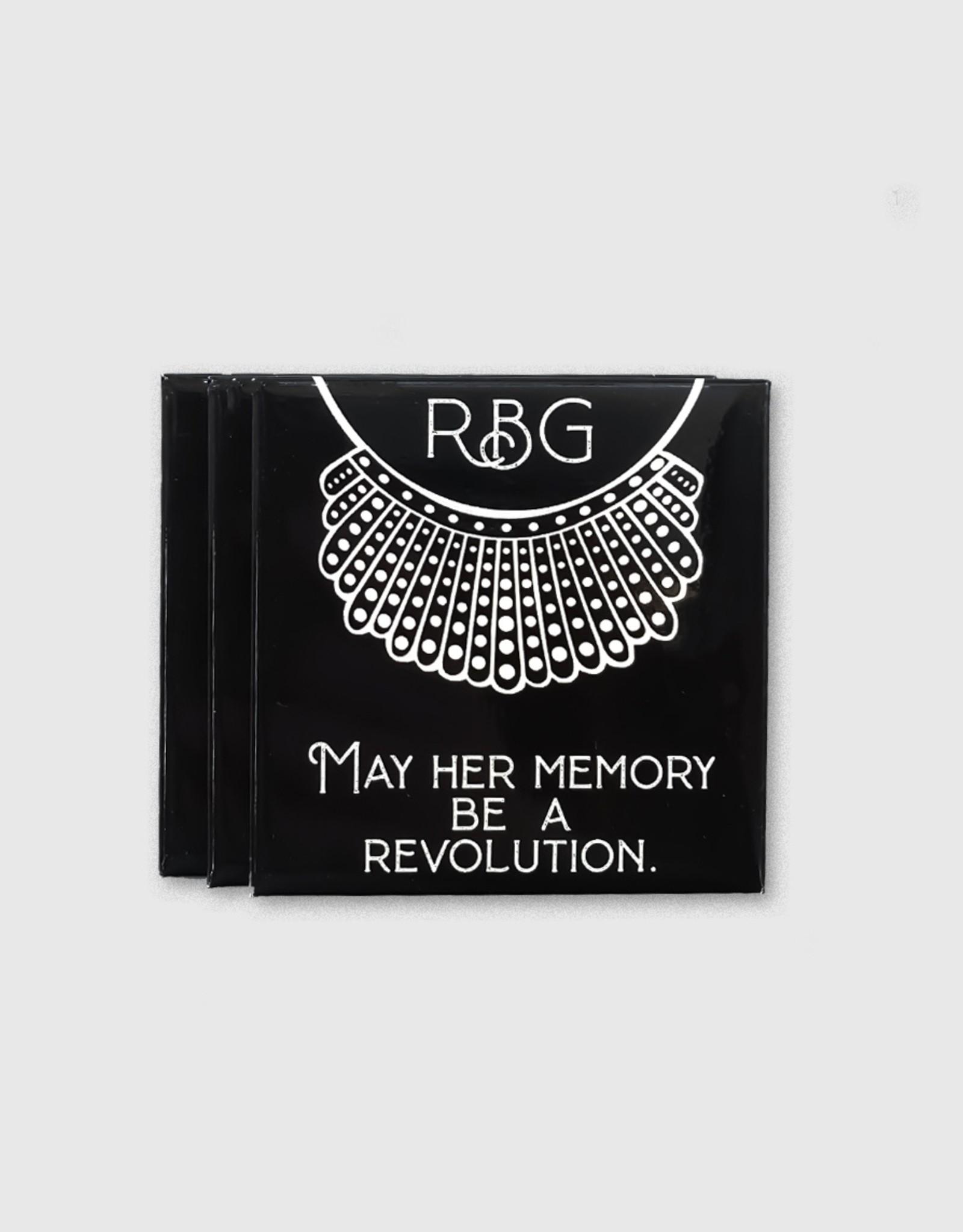 Citizen Ruth Magnet: RBG revolution