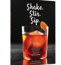 Chronicle Books Shake, Stir, Sip