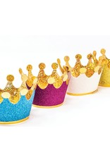 Party Partners Mini Crown Party Hats