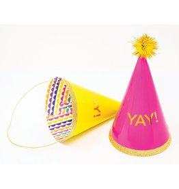 Yay party hats