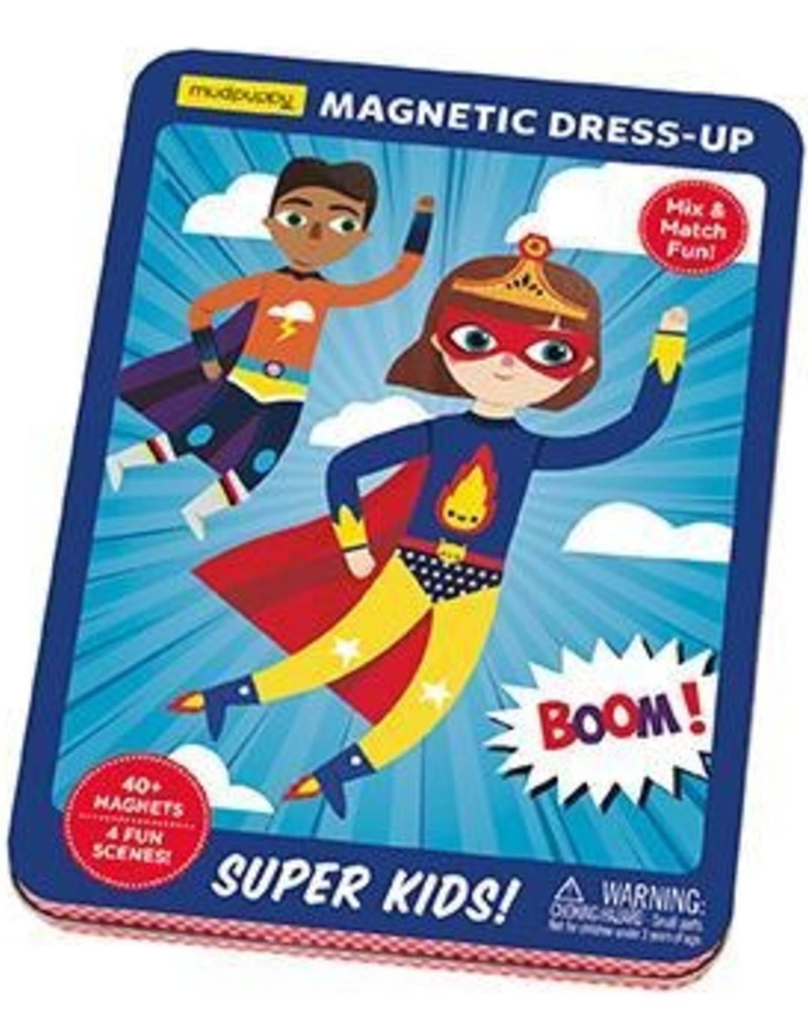 Chronicle Books Magnetic Dress Up: Super Kids