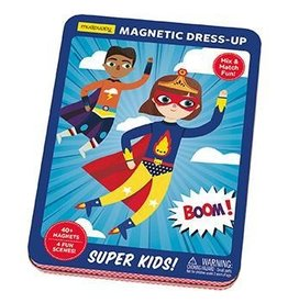 Chronicle Books Magnetic Dress Up: Super Kids