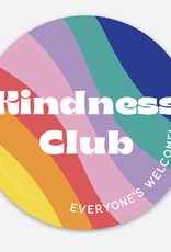 Public School Paper Co. Sticker: Kindness Club
