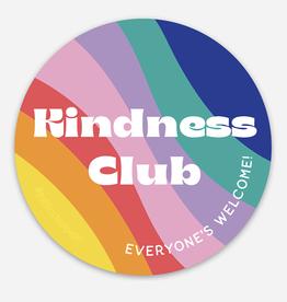 Public School Paper Co. Sticker: Kindness Club