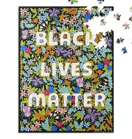 The Found Puzzle: 500 piece - BLM
