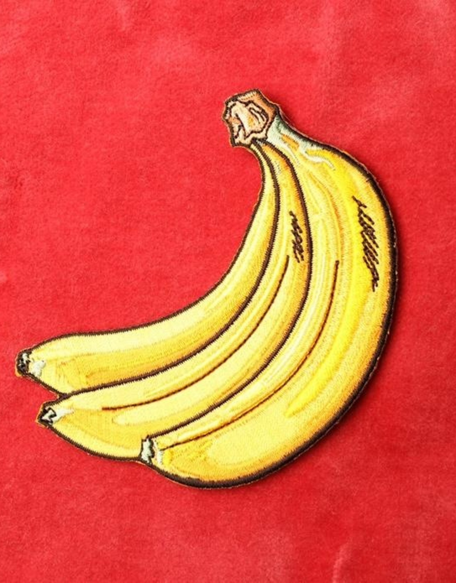 Patches and Pins Patch: Bananas