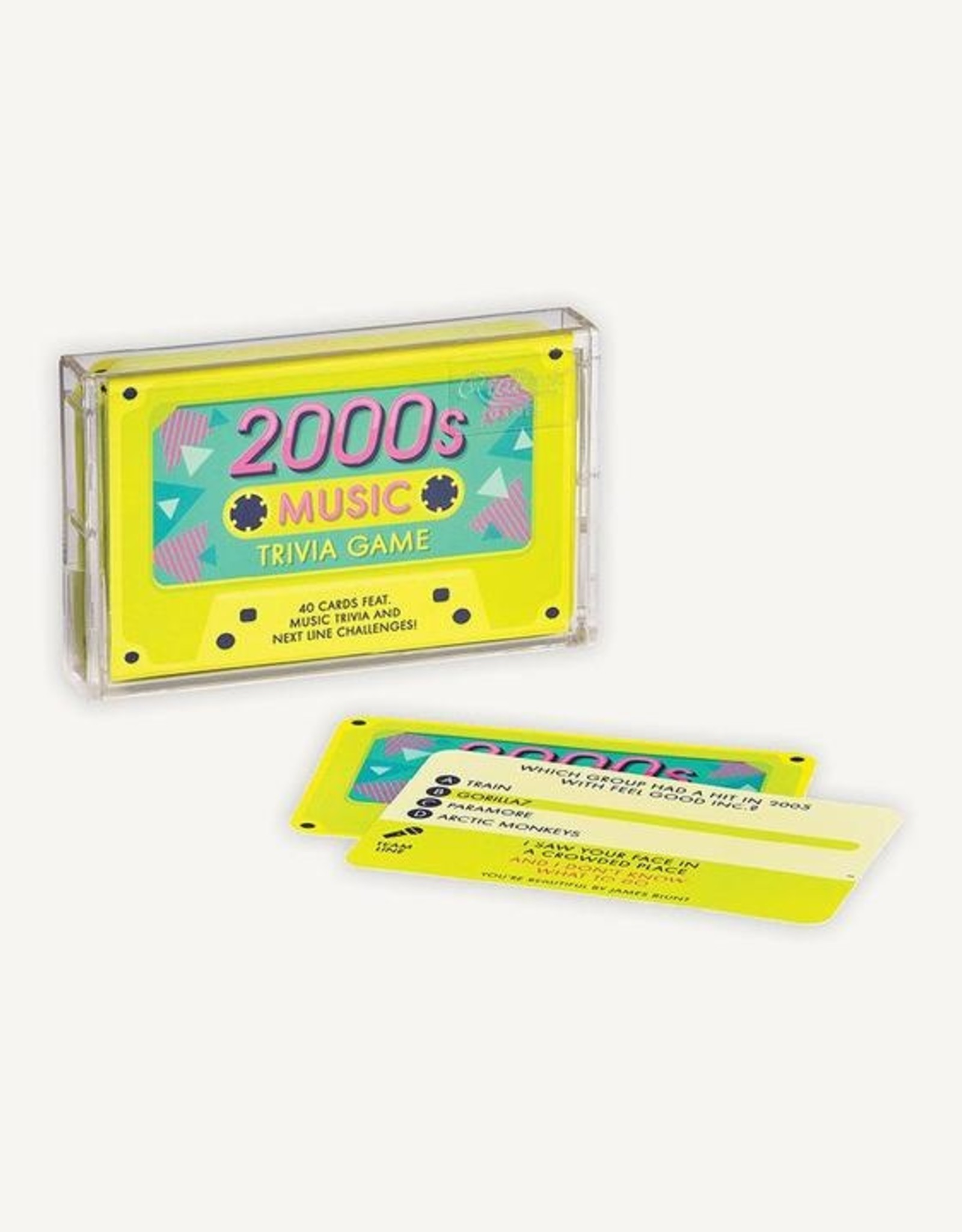 Chronicle Books Trivia Tapes - 2000's Music