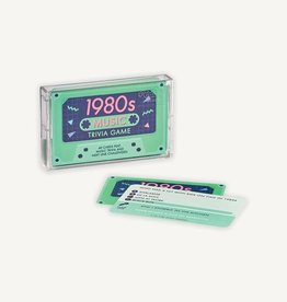 Chronicle Books Trivia Tapes - 80's music