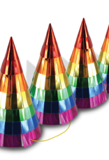 Party Partners Rainbow party hats