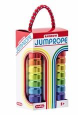 Rainbow jumprope
