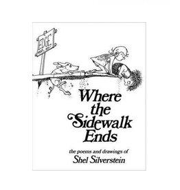 Harper Collins Where the Sidewalk Ends