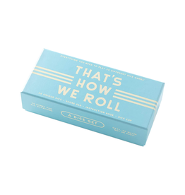 Chronicle Books Game: That's How We Roll