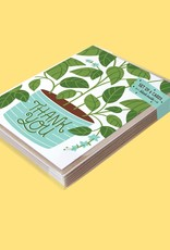 Neighborgoods Boxed Cards: Thank you plants