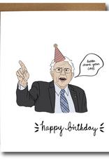 The Card Bureau Card - Birthday: Bernie