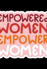 Twentysome Design Sticker - Empowered Women
