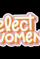 Twentysome Design Sticker - Elect Women