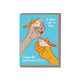 La Familia Green Card - Wedding: To have and to fold New York