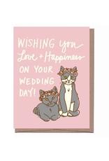 La Familia Green Card - Wedding: Love and Happiness cats