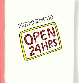 Pop & Paper Card: Baby - Motherhood 24hrs