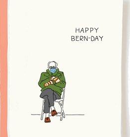Pop & Paper Card: Birthday - Bern-Day