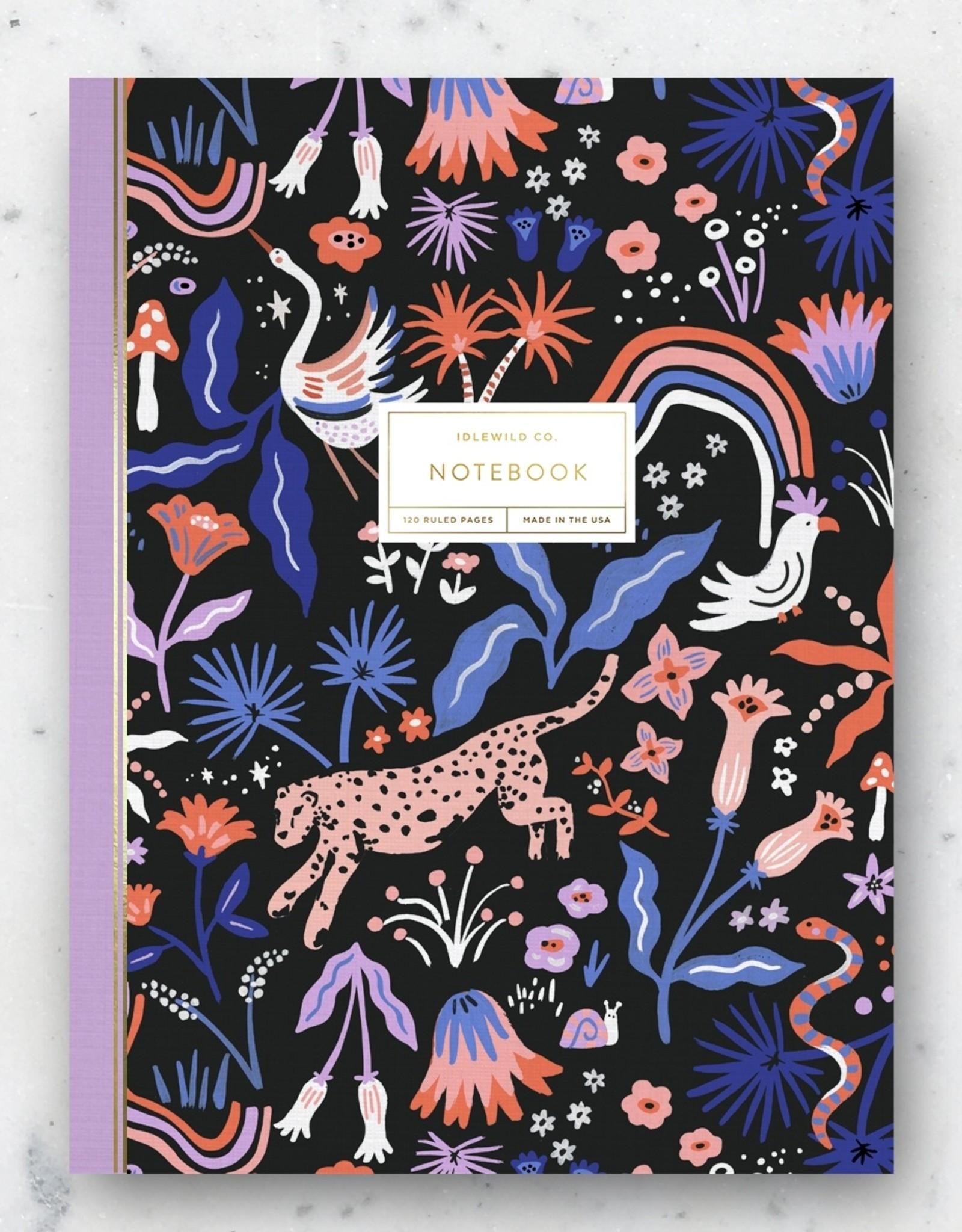 Idlewild Co. Notebook: Midnight Menagerie